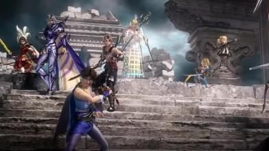Трейлер Dissidia: Final Fantasy NT с Tokyo Game Show 2017