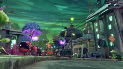 "Plants vs. Zombies Garden Warfare 2 ""Трейлер анонса 