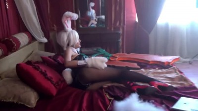 COSPLAY FINK: Battle Bunny Riven (Косплей)