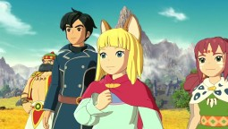 Первые 15 минут из Ni no Kuni II: Revenant Kingdom на русском языке