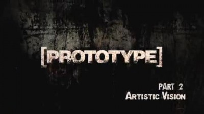 "Prototype ""Interview Part 2: Artistic Vision"""