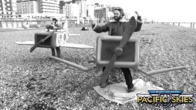 "Ace Patrol: Pacific Skies ""Кинематографичческий трейлер"""