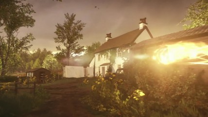 "Everybody's Gone to the Rapture ""Релизный трейлер 2015"""