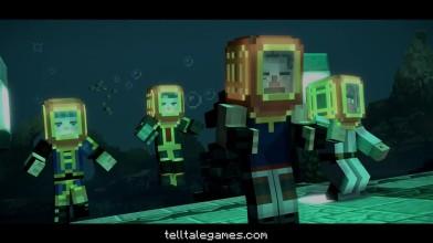 Трейлер и дата выхода первого эпизода Minecraft: Story Mode - Season Two