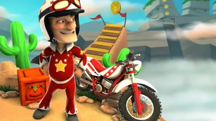 Joe Danger и Joe Danger 2: The Movie портируют на ПК!