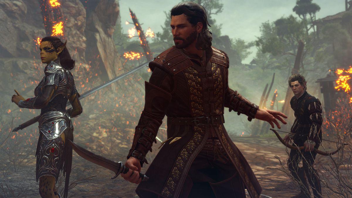 Baldur's Gate 3 раздвинет границы, чтобы дать игрокам полную свободу