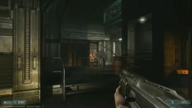 "Doom 3 ""Геймплейное видео с Nvidia Shield"""