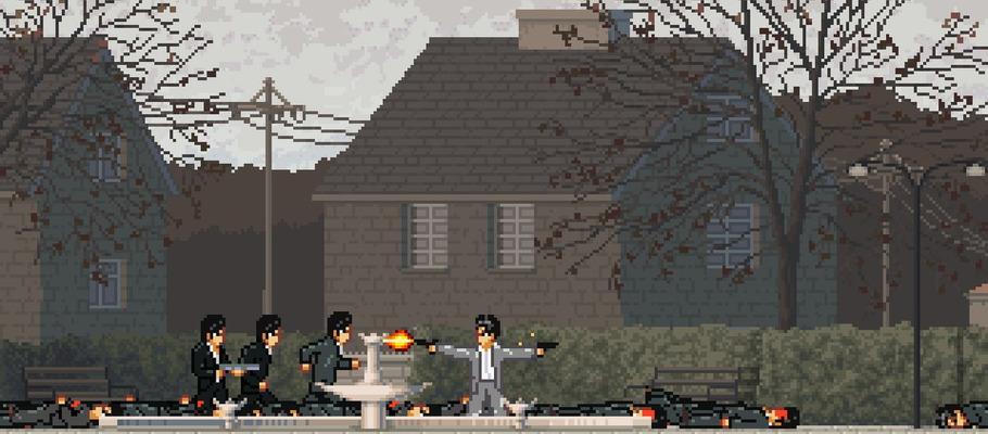 Релизный трейлер криминальной экшен-RPG Arrest of a Stone Buddha