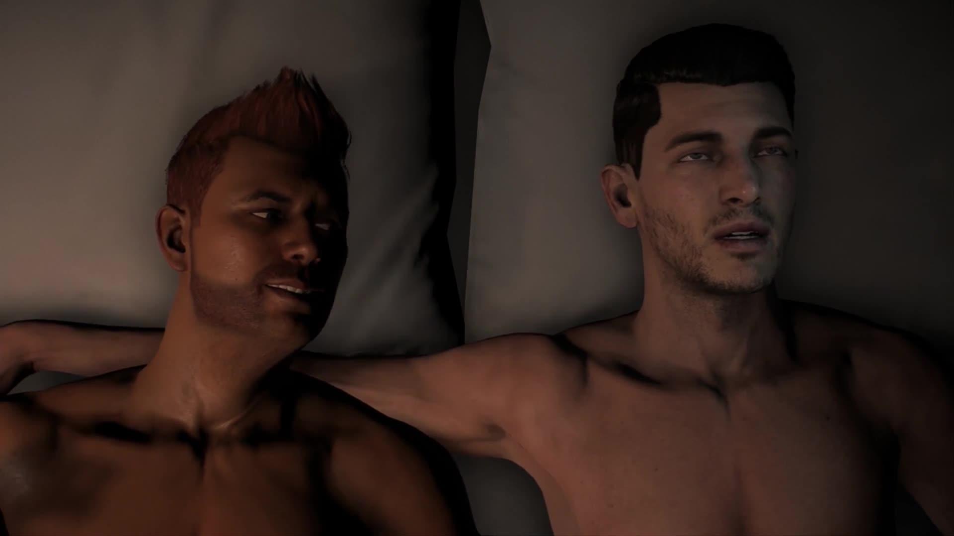 Эротика гомосексуальные сцены