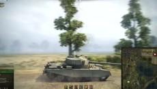 "World of Tanks ""Прем-танки в патче 0.9.6- FV4202 (P), AMX CDC, Scorpion, ИС-5, Improved, STA-2, Т-54 ПО."""