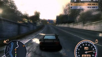 "Need For Speed - Most Wanted ""Фан-трейлер"""