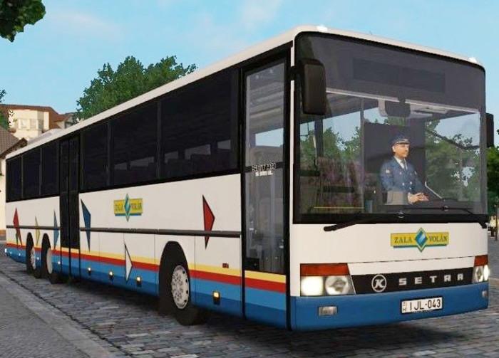 Setra S319UL