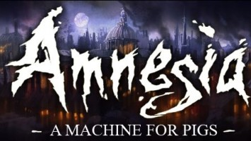 Amnesia: A Machine For Pigs – Тизер-трейлер