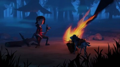 "The Flame in the Flood ""Дебютный трейлер"""