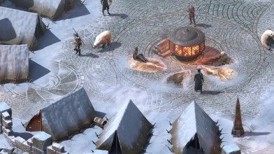 Релизный трейлер Pillars of Eternity II: Deadfire - Beast of Winter