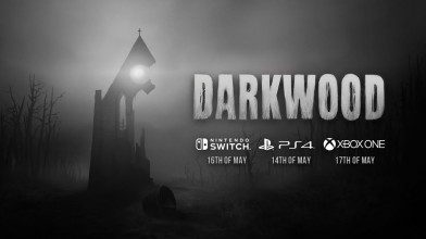 Darkwood - представлен релизный трейлер консольных версий мистического хоррора, игра уже доступна на PlayStation 4