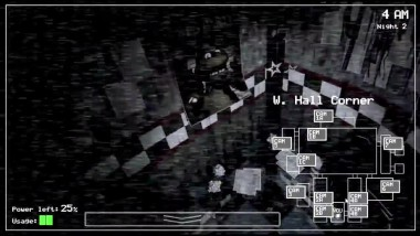 """RAPGAMEOBZOR 6"" - ""Dark Bee"" - Five Nights at Freddy's"