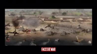 Faces of War #1