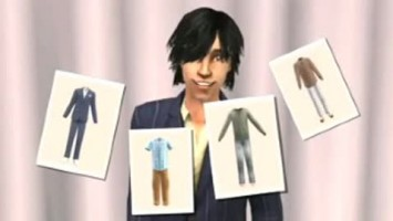 Sims 2 Fashion Runway - Trailer