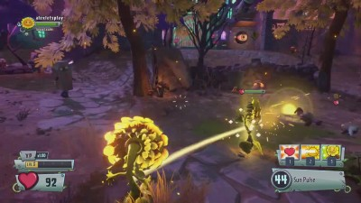 "Plants vs. Zombies: Garden Warfare 2 ""Геймплей"""