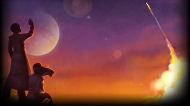 """Отправиться на луну в сюжетной RPG """"To the Moon"""" можно будет уже в следующем месяце"""