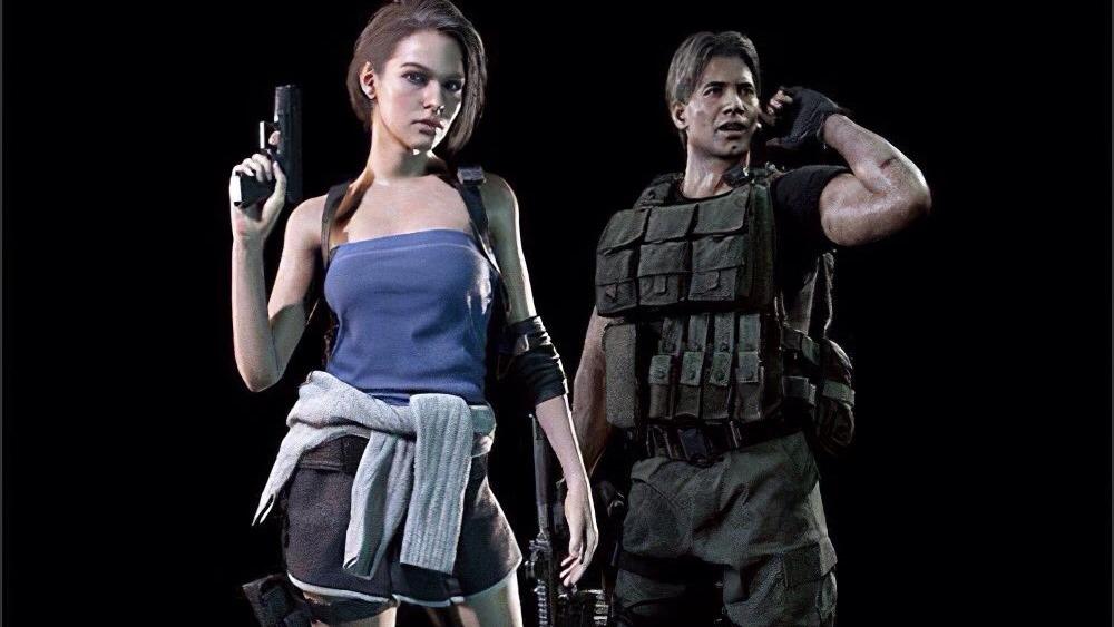 В продаже появился набор классических костюмов для ремейка Resident Evil 3