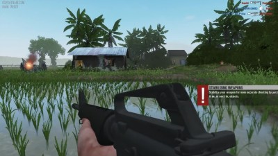 Геймплей Rising Storm 2: Vietnam. Closed Beta