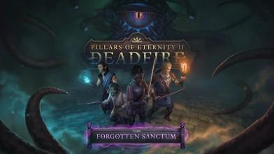 Для Pillars of Eternity II: Deadfire вышло финальное обновление The Forgotten Sanctum