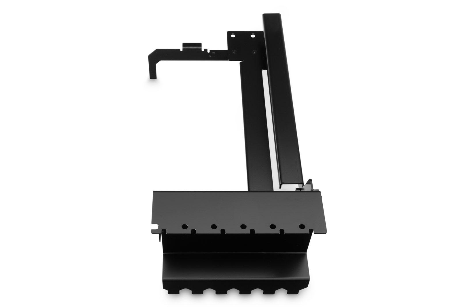 Кронштейн EK-Loop Vertical GPU Holder - Shifted позволяет устанавливать видеокарты вертикально