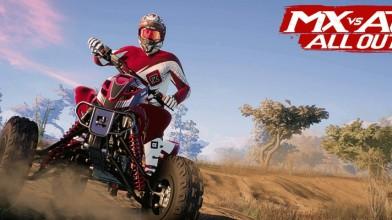 Мотогонки по бездорожью MX vs ATV All Out получат шесть новых трасс