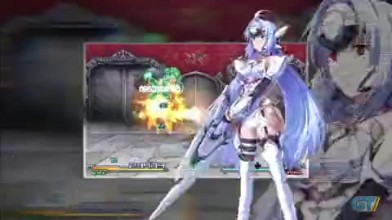 """Project X Zone """"Трейлер Global Gamers Day"""""""