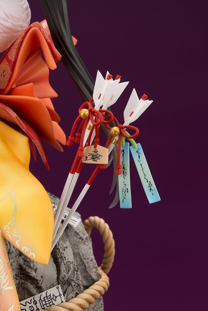 Представлены новые фигуры Сириус, Рюхоу и Ле Малин из Azur Lane