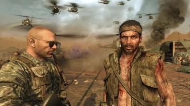 Call of Duty Black Ops - Самые эпические моменты сюжета