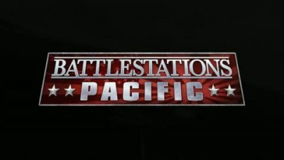 "Battlestations: Pacific ""Change History Trailer"""