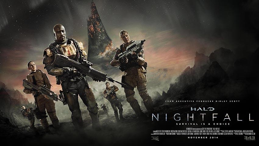 Halo 4: Forward Unto Dawn (2012) movie torrents on