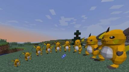 The Pokemon Company потребовала прекратить поддержку популярной модификации Pixelmon для Minecraft