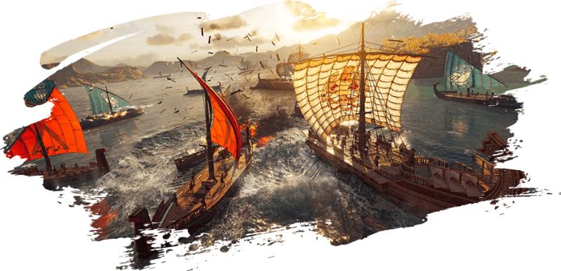 5 причин поиграть в Assassin's Creed Odyssey