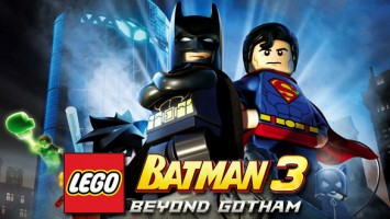 Дополнение «Мир Бизарро» для LEGO Batman 3: Beyond Gotham