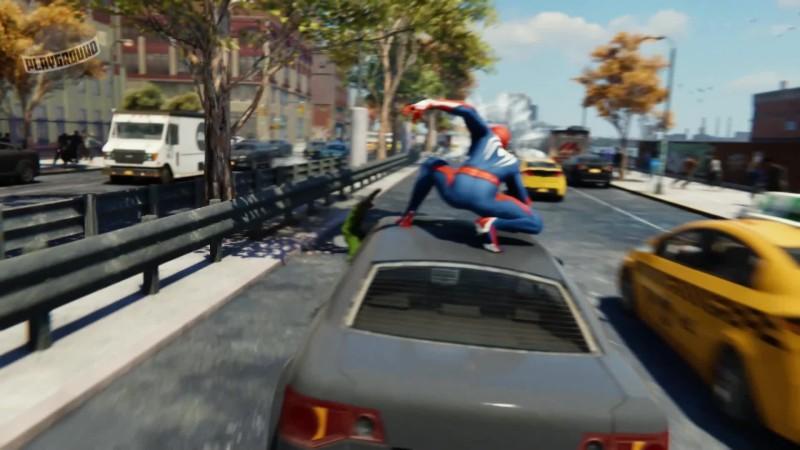 Интервью со сценаристом Marvel's Spider Man