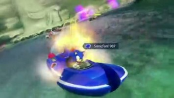 "Sonic & All-Stars Racing Transformed ""Пути игры"""