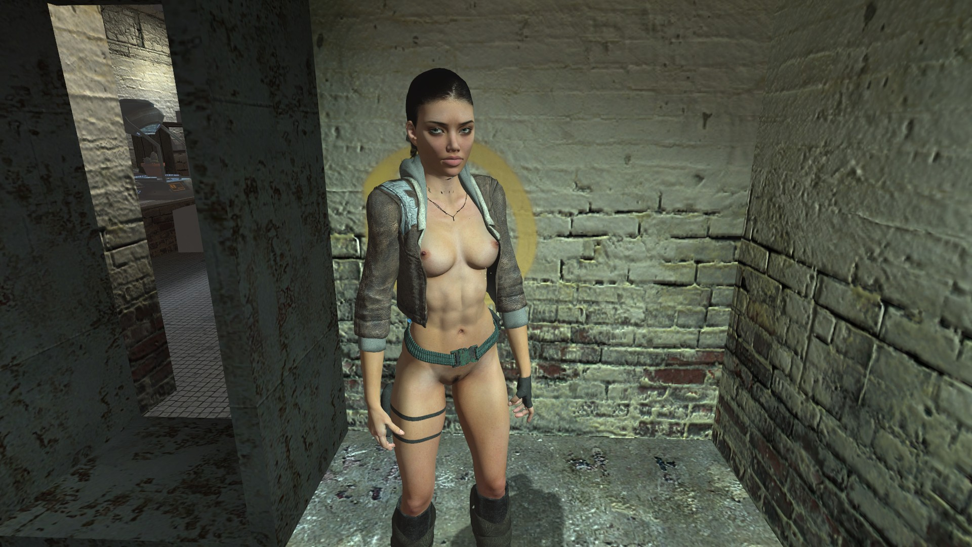 Half Life Nude Mod
