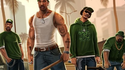 Взор в прошлое: Grand Theft Auto: San Andreas