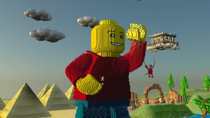 New LEGO Worlds - Game Trailer