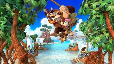 Switch-версия Donkey Kong Country: Tropical Freeze продается куда лучше оригинала в Японии, игры для консоли доминируют