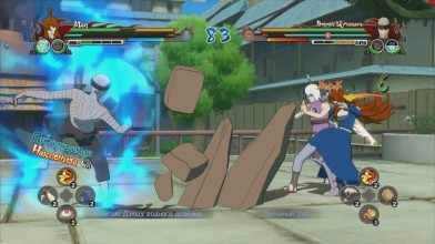 "Naruto Shippuden: Ultimate Ninja Storm Revolution ""Тест частоты кадров. Максимальные настройки."""