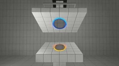 Что будет, если совместить порталы в Portal
