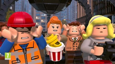 LEGO The Incredibles   Crime Waves