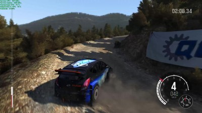 DiRT Rally - [60 FPS] - [1920x1080] - [Ge Force GTX 660 Ti] - [i5-3570K]