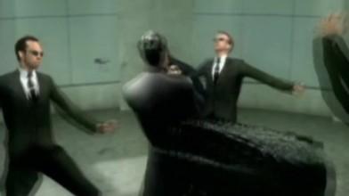 Matrix: Path of Neo - нарезка прикол-багов из игры