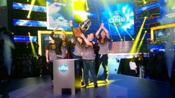 Fnatic - чемпионы ESL One Katowice 2015!